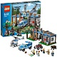 Lego City 4440 Лего Город Пост лесной полиции