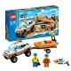 Lego City 60012 Лего Город Внедорожник и катер водолазов