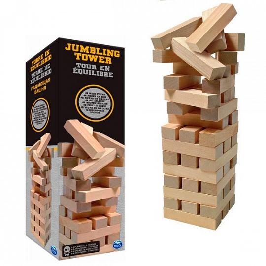 Купить Spin Master 6033148 Настольная игра Дженга