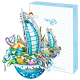 Cubic Fun OC3202h Кубик фан Городской пейзаж -  Дубаи