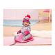 Zapf Creation Baby born 818-190 Бэби Борн Снежные сани Интерактивные, дисплей