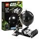 Lego Star Wars 75008 Лего Звездные Войны Имперский TIE бомбардировщик и поле астероидов