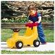 Little Tikes 172311 Литл Тайкс Каталка с рулем и спойлером, желтая