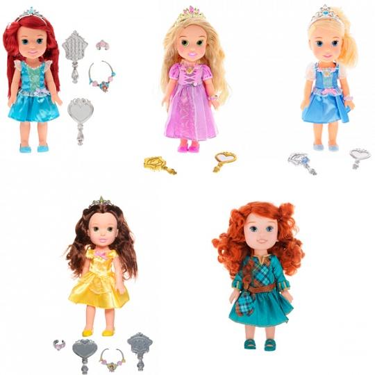 Купить Disney Princess 791820 Принцессы Дисней Малышка 31 см (в ассортименте)