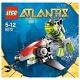 Lego Atlantis 8072 Лего Атлантис Морской реактивный аппарат
