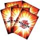 Bakugan Бакуган 2 Сезон 64263 набор карточек (5 шт.)
