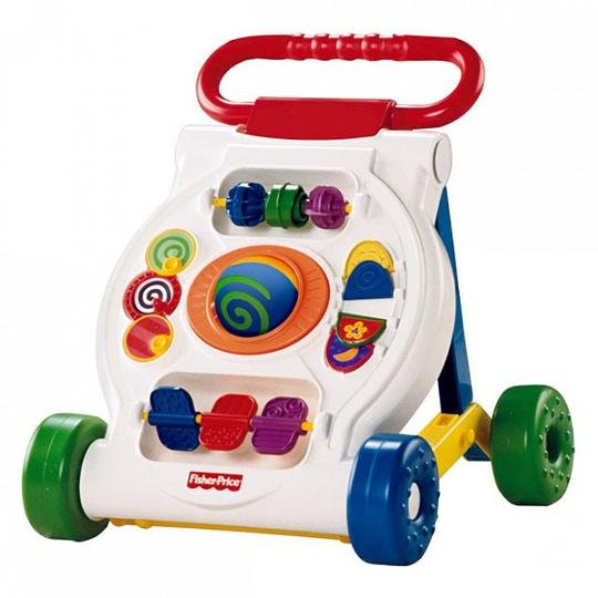 Купить Mattel Fisher-Price K9875 Фишер Прайс Ходунки с игровым комплексом