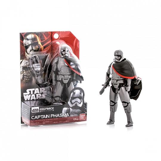 Купить Star Wars Bandai 84649 Звездные Войны Яйцо-Трансформер Капитан Фазма