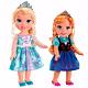 Disney Princess 310240 Принцессы Дисней Игровой набор 2 куклы Холодное Сердце малышки 26 см