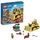 Lego City 60074 Лего Город Бульдозер