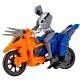 Power Rangers Dino Charge 420700 Пауэр Рейнджерс Мотоцикл + Фигурка 12 см, в ассортименте