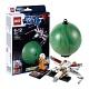 Lego Star Wars 9677 Лего Звездные войны Истребитель X-Wing и планета Явин 4