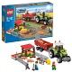 Lego City 7684 Лего Город Свиноферма и трактор