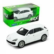Welly 24092 Велли Модель машины 1:24 Porsche Cayenne Turbo