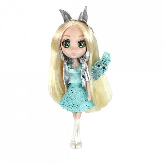 Купить Shibajuku Girls HUN6673 Кукла Кое, 15 см