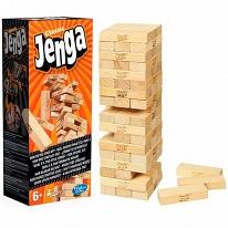 Hasbro Other Games A2120 Настольная игра Дженга обновленная