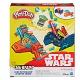 Hasbro Play-Doh B0001 Транспортные средства героев Звездных войн (в ассортименте)