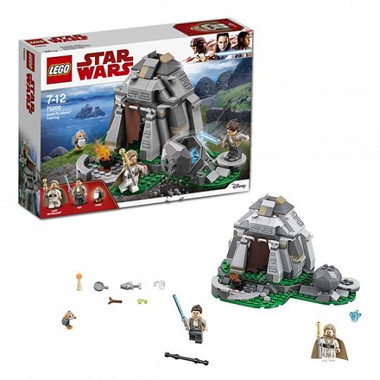 Lego Star Wars 75200 Тренировки на островах Эч-То