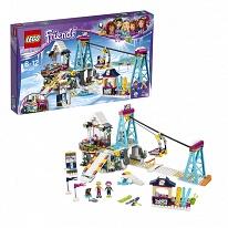 Lego Friends 41324 Лего Подружки Горнолыжный курорт: подъёмник