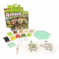Qixels 87023 Квикселс Набор для творчества Зомби (светится в темноте)