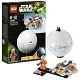 Lego Star Wars 75009 Лего Звездные Войны  Снеговой спидер и планета Хот