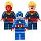 Lego Super Heroes 76049 Лего Супер Герои Реактивный самолёт Мстителей: космическая миссия