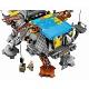 Lego Star Wars 75157 Лего Звездные Войны Шагающий штурмовой вездеход AT-TE капитана Рекса