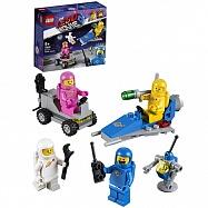 LEGO Movie 2 70841 Конструктор ЛЕГО Фильм 2 Космический отряд Бенни
