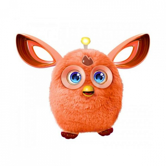 Furby B7150/B7153 Ферби Коннект оранжевый