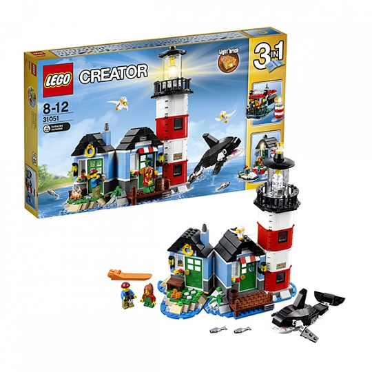 Купить Конструктор Lego Creator 31051 Маяк