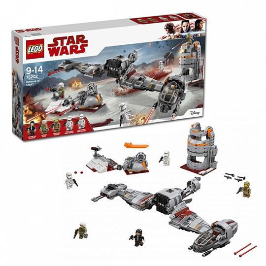 Lego Star Wars 75202 Лего Звездные Войны Защита Крайта
