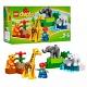 Lego Duplo 4962 Зоопарк для малышей