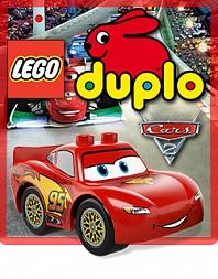 Лего «ТАЧКИ»