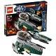 Lego Star Wars 9494 Лего Звездные войны Джедайский перехватчик Анакина