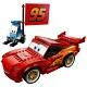 Lego Cars 8484 Лего Тачки 2 МакКуин и Гвидо