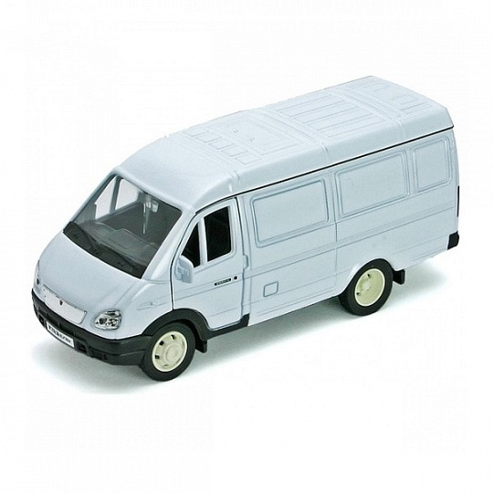 Купить Welly 42387C Велли Модель машины 1:34-39 ГАЗель фургон