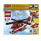 Конструктор Lego Creator 31013 Вертолет Красный Гром