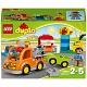 Lego Duplo 10814 Буксировщик