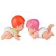 Zapf Creation Chiqui Baby born 812-723 Бэби Борн Кукла/лошадка двигающаяся, 12 асс., блистер