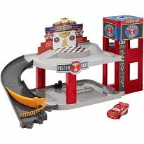 Mattel Cars DWB90 Большой гараж