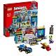 Lego Juniors 10672 Лего Джуниорс Оборона Бэтпещеры
