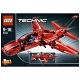 Lego Technic 9394 Реактивный самолёт