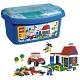Конструктор Лего Систем 6166 Большая коробка с кубиками