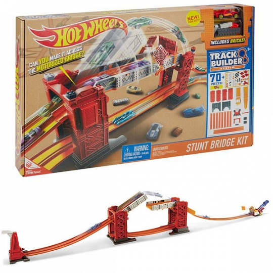 Hot Wheels DWW97 Хот Вилс Конструктор Трасс