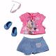 Игровой набор Zapf Creation Baby born 820-957 Бэби Борн Одежда модная
