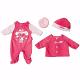 Одежда для интерактивной куклы Zapf Creation Baby born 820-735 Бэби Борн Одежда на каждый день