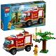 Lego City 4208 Лего Город Пожарный внедорожник