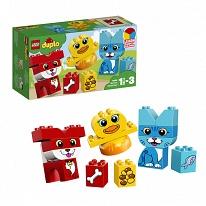 Lego Duplo 10858 Лего Дупло Мои первые домашние животные