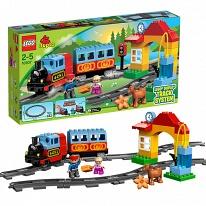 Lego Duplo 10507 Лего Дупло Мой первый поезд