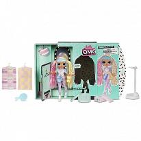 L.O.L. Surprise 565109 Кукла ЛОЛ OMG Candylicious 2 волна 23 см.